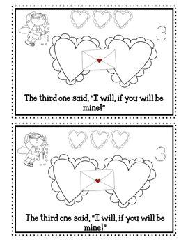 Five Little Hearts