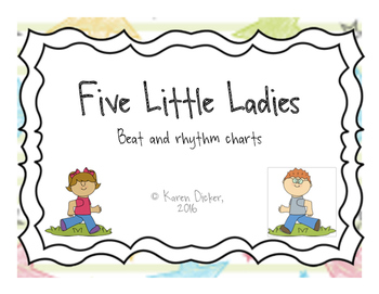 Five Little Ladies