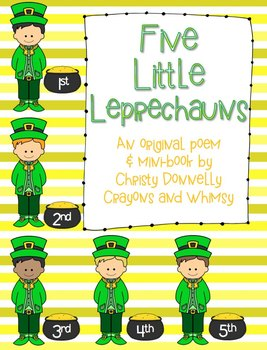 Five Little Leprechauns