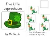 Five Little Leprechauns