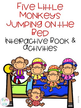 five little monkey jumping on the bed book pdf