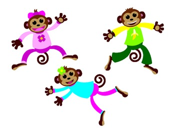 Five Little Monkeys Roll the Dice Game for Speech Therapy