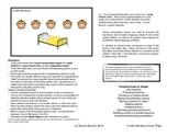 Five Little Monkeys Visual Conversation Board