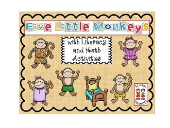 Five Little Monkeys and MUCH MORE!