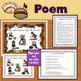 Five Little Pilgrims, a Thanksgiving Poem for Preschoolers