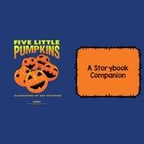 Five Little Pumpkins: Story Companion