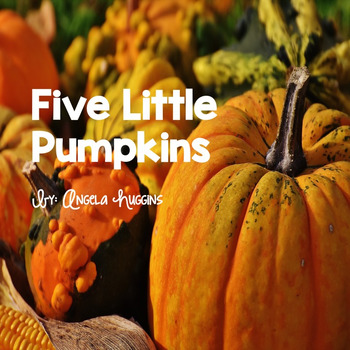 Five Little Pumpkins Rhyme