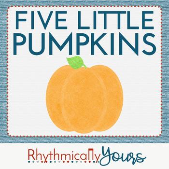 Five Little Pumpkins - Animated Powerpoint Read Along