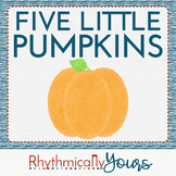 Five Little Pumpkins - Animated Powerpoint Read Along