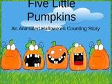 Five Little Pumpkins Animated Slideshow