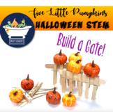 Five Little Pumpkins Halloween - STEAM STEM