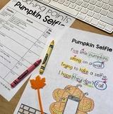 Five Little Pumpkins: Pumpkin Selfie Poem + Teaching Points