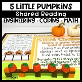 Five Little Pumpkins STEM