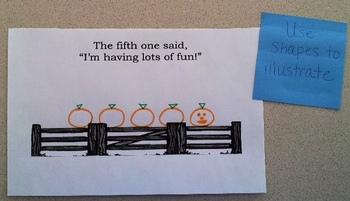 Five Little Pumpkins booklet and list of standards & activities