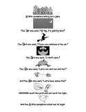 Five Little Pumpkins lyrics guide