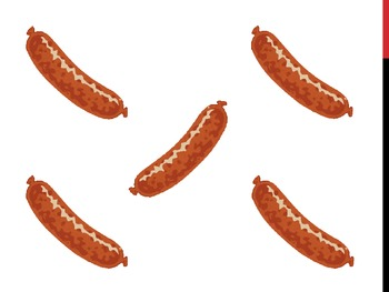 Five Little Sausages
