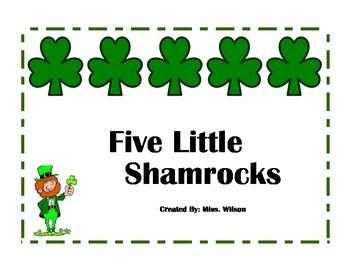 Five Little Shamrocks