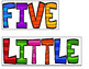 Five Little Snowmen (Pocket Chart Activity)