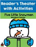 Five Little Snowmen Reader's Theater with Activities