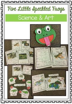 Five Little Speckled Frogs Unit - Foundation ~ Kindergarten ~ Prep