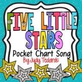 Five Little Stars (Pocket Chart Song)