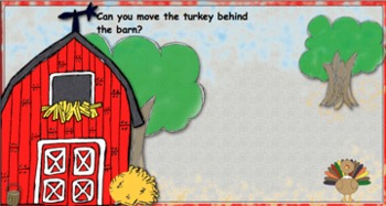 Five Little Turkeys-Adventure in Numbers and Prepositions (Notebook 11)