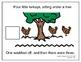 Five Little Turkeys Book - Thanksgiving