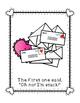 Five Little Valentines - FREE Little Reader