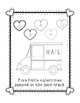 Five Little Valentines (Valentine Little Reader in Black and White)
