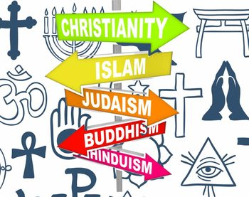 Image result for world religions