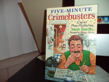 Five-Minute Crimebusters ISBN 0-8069-1827-6