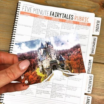 Five Minute Fairytales: Narrative Writing for Grades 5-9