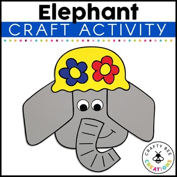 Five Minutes Peace Elephant Craft