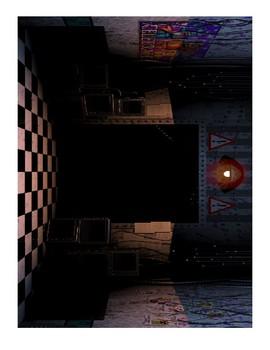 Five Nights at Freddy's Final Consonant Deletion & Plurals Folder Game