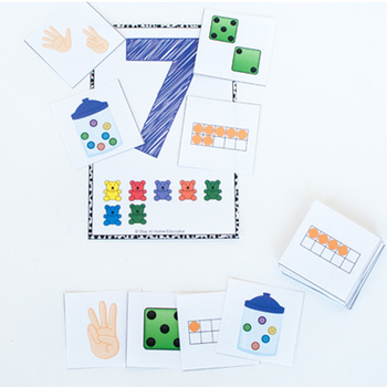 Five Number Identification Activities (and counting, too!)