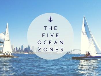 Five Ocean Zones