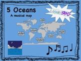 Geography Song: 5 Oceans MP3 & Lyrics