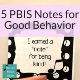 Five PBIS Incentives for Music Room