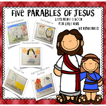 Five Parables of Jesus - For Little Kids