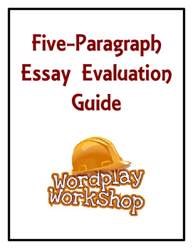 Five-Paragraph Essay Evaluation Guide