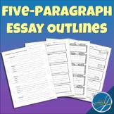 Essay Outlines for Five Paragraph Essays