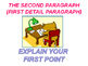 Five Paragraph Essay PowerPoint and Graphic Organizer