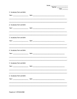 Five Paragraph Essay Step-by-Step Guide / Templates