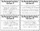 Five Paragraph Essay TASK CARDS