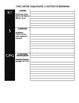 Five-Paragraph Essay Graphic Organizing