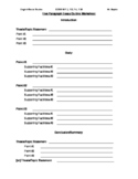 Five Paragraph Outline Worksheet (7)