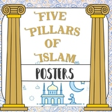 Five Pillars of Islam *Posters*
