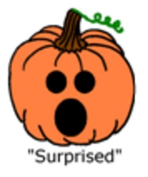 Five Plump Pumpkins