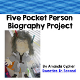 Five Pocket Person Biography Project