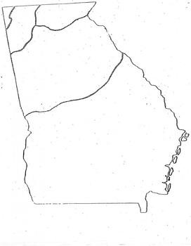Five Regions of Georgia